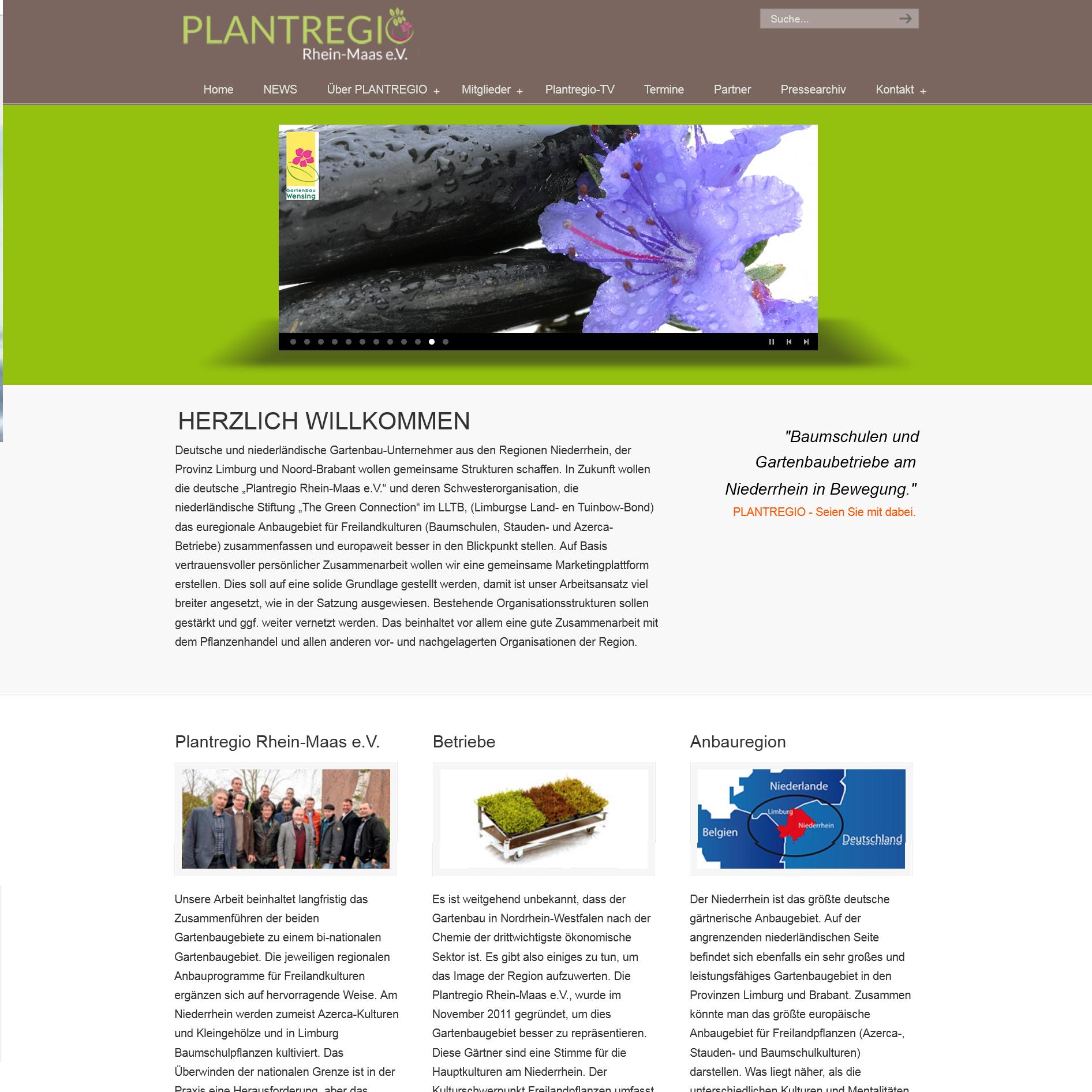 Plantregio