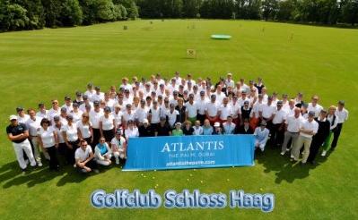 Golfturnier Atlantis Hotel Dubai